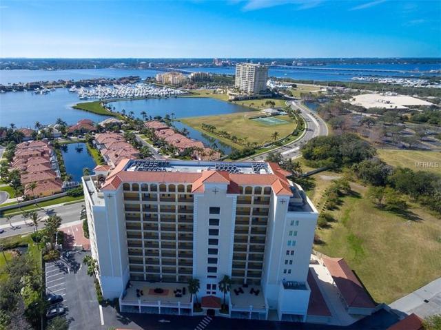 501 Haben Boulevard #1005, Palmetto, FL 34221 (MLS #A4410057) :: RE/MAX Realtec Group