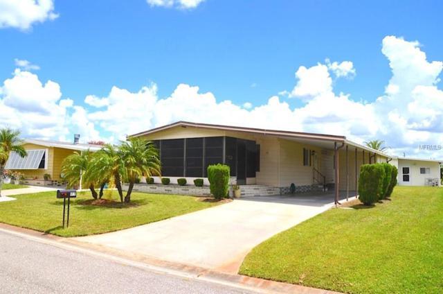 177 Palm Harbor Drive, North Port, FL 34287 (MLS #A4410066) :: The Duncan Duo Team