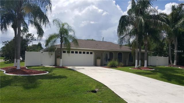 3995 Hadden Terrace, North Port, FL 34287 (MLS #A4410135) :: Godwin Realty Group