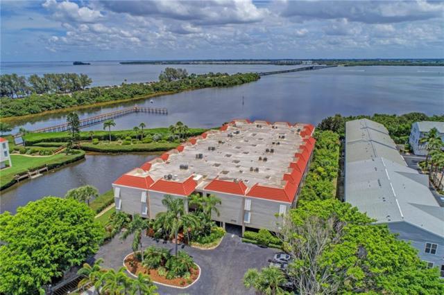 3705 E Bay Drive #213, Holmes Beach, FL 34217 (MLS #A4410140) :: FL 360 Realty