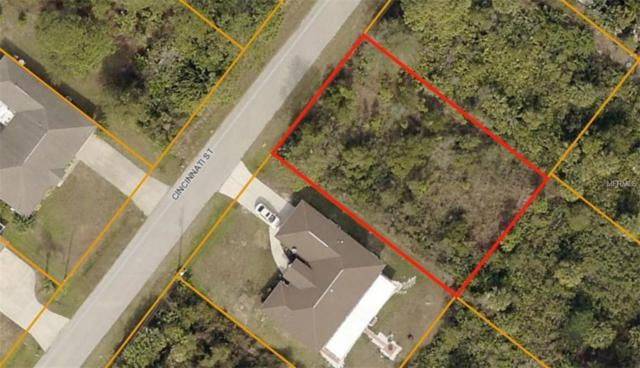 Cincinnati Street, North Port, FL 34286 (MLS #A4410162) :: Premium Properties Real Estate Services