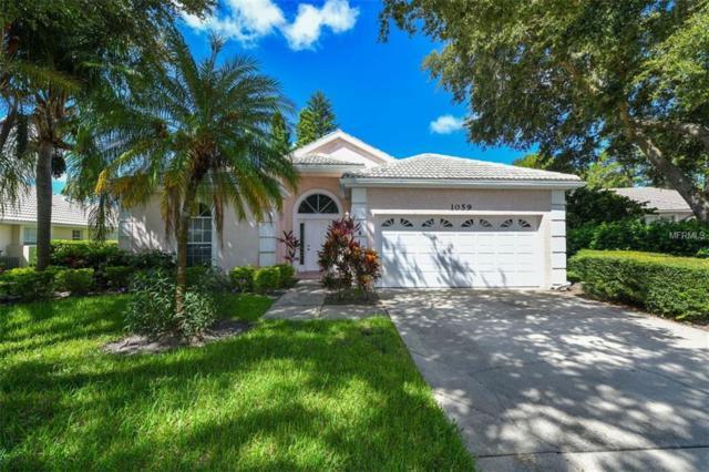 1059 Truman Street, Nokomis, FL 34275 (MLS #A4410246) :: The Light Team