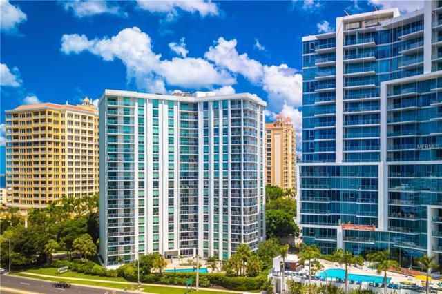 1111 N Gulfstream Avenue 3E, Sarasota, FL 34236 (MLS #A4410390) :: McConnell and Associates
