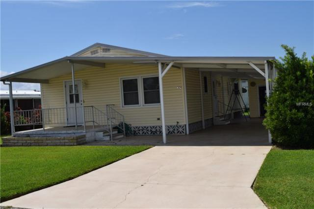 304 50TH AVENUE Terrace E, Bradenton, FL 34203 (MLS #A4410459) :: The Duncan Duo Team