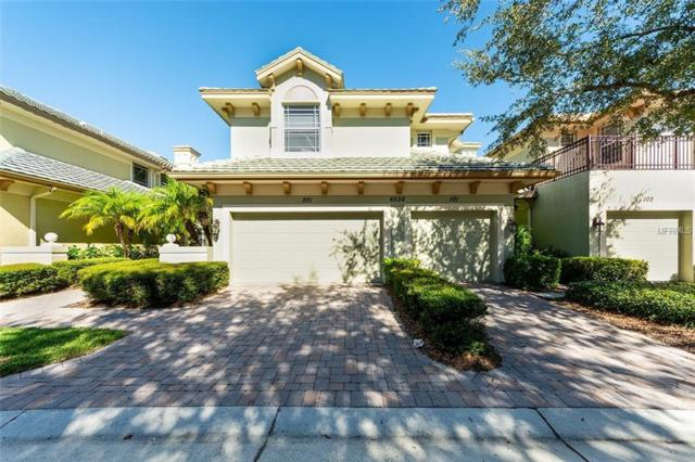 6536 Moorings Point Circle #101, Lakewood Ranch, FL 34202 (MLS #A4410484) :: The Duncan Duo Team