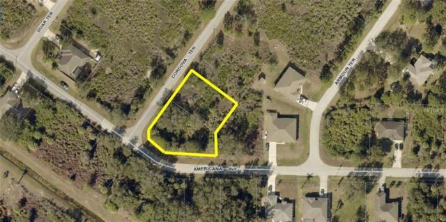 Cordova Terrace, North Port, FL 34291 (MLS #A4410516) :: The Duncan Duo Team