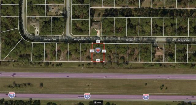 Bartigon Avenue, North Port, FL 34286 (MLS #A4410600) :: Mark and Joni Coulter | Better Homes and Gardens