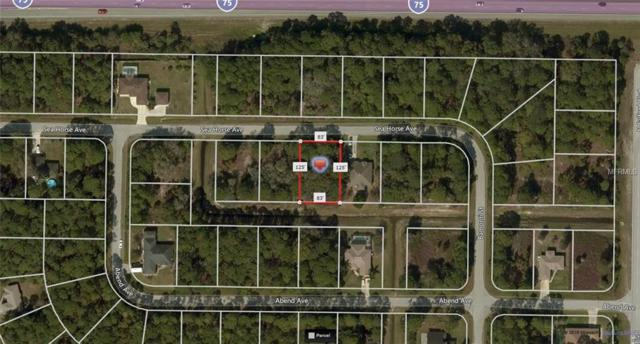Sea Horse Avenue, North Port, FL 34286 (MLS #A4410604) :: Griffin Group
