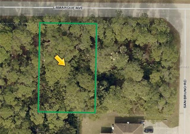 Lot #4 Lamarque Avenue, North Port, FL 34286 (MLS #A4410610) :: The Duncan Duo Team