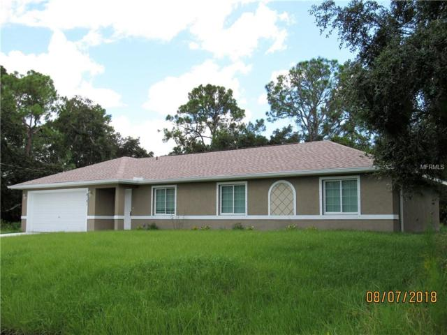 6101 Towhlen Road, North Port, FL 34291 (MLS #A4410687) :: The Duncan Duo Team