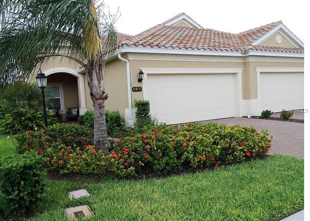 6913 Vista Bella Drive, Bradenton, FL 34209 (MLS #A4410731) :: The Duncan Duo Team