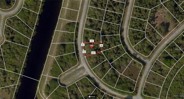 Harcourt Circle, North Port, FL 34288 (MLS #A4410736) :: Godwin Realty Group
