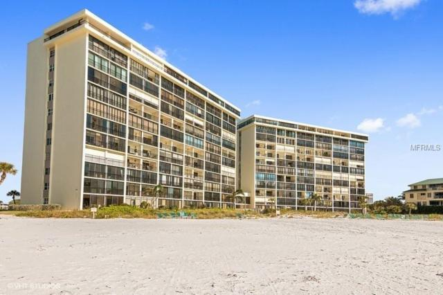 20 Whispering Sands Drive #806, Sarasota, FL 34242 (MLS #A4410841) :: McConnell and Associates