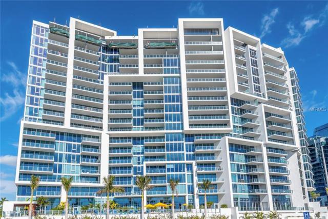 1155 N Gulfstream Avenue #1706, Sarasota, FL 34236 (MLS #A4411015) :: McConnell and Associates