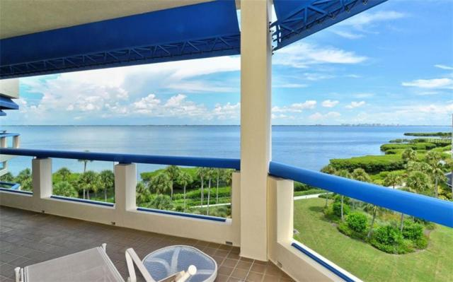 2120 Harbourside Drive #658, Longboat Key, FL 34228 (MLS #A4411090) :: TeamWorks WorldWide