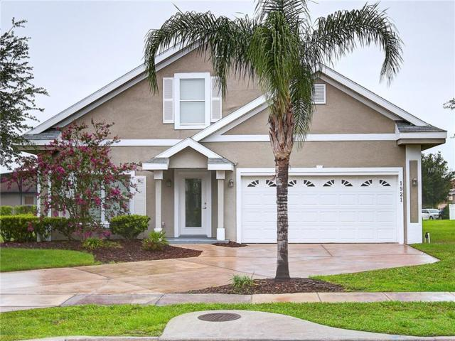 1921 Binnacle Street, Kissimmee, FL 34744 (MLS #A4411170) :: Team Suzy Kolaz
