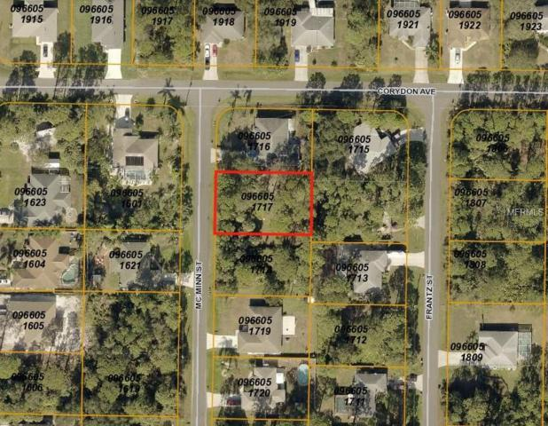 Mc Minn Street, North Port, FL 34286 (MLS #A4411264) :: Griffin Group