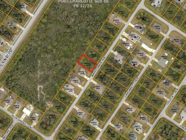 Mayflower Terrace, North Port, FL 34286 (MLS #A4411274) :: TeamWorks WorldWide