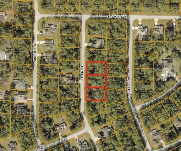 Titan Street, North Port, FL 34286 (MLS #A4411279) :: RE/MAX Realtec Group
