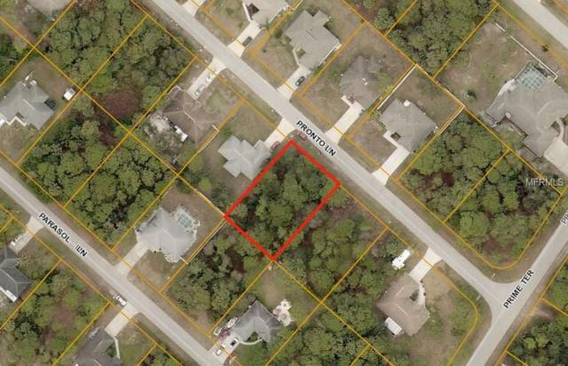 Pronto Lane, North Port, FL 34286 (MLS #A4411303) :: Team Pepka