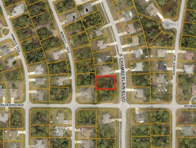 Chamberlain Boulevard, North Port, FL 34286 (MLS #A4411307) :: Griffin Group