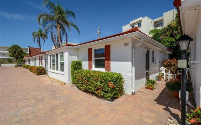 6154 Midnight Pass Road Villa16a, Sarasota, FL 34242 (MLS #A4411373) :: Medway Realty