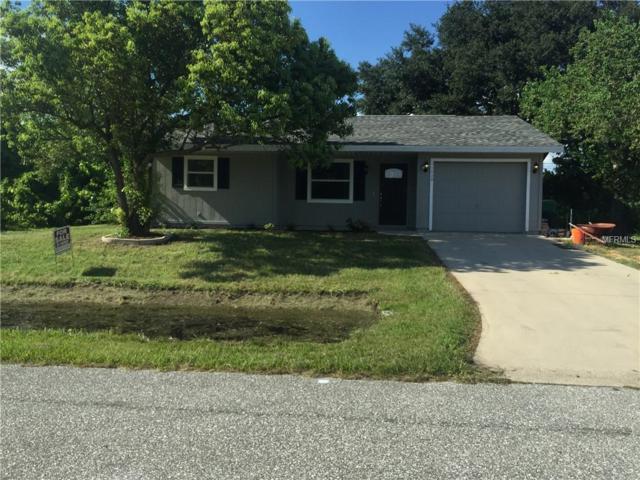 11028 Corrigan Avenue, Englewood, FL 34224 (MLS #A4411387) :: Griffin Group