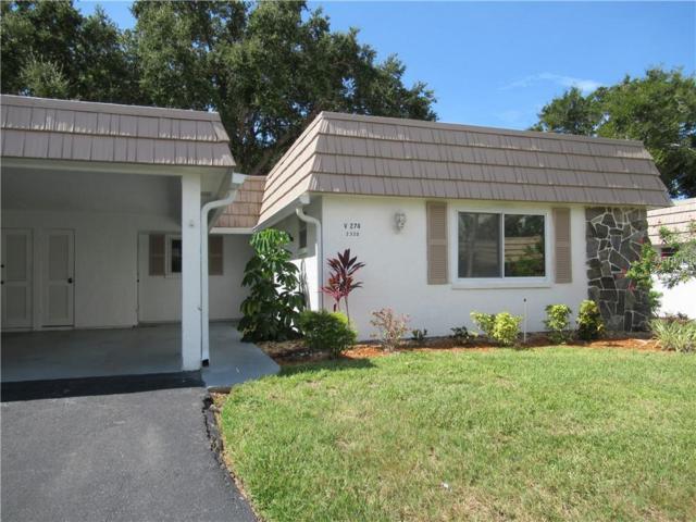 2320 Aquabluff Place V-274, Sarasota, FL 34231 (MLS #A4411553) :: The Duncan Duo Team