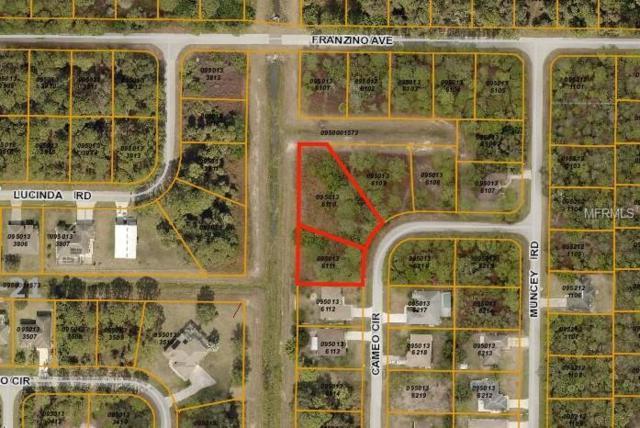 Cameo Circle, North Port, FL 34291 (MLS #A4411565) :: KELLER WILLIAMS CLASSIC VI