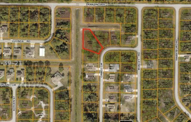 Cameo Circle, North Port, FL 34291 (MLS #A4411567) :: KELLER WILLIAMS CLASSIC VI
