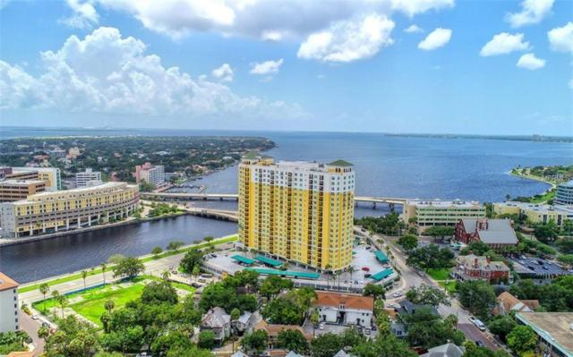 345 Bayshore Boulevard #1902, Tampa, FL 33606 (MLS #A4411587) :: KELLER WILLIAMS CLASSIC VI