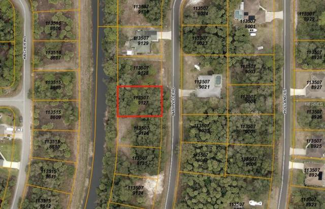 Nashville Road, North Port, FL 34288 (MLS #A4411663) :: The Duncan Duo Team