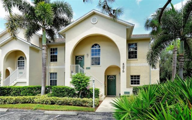 4275 Castlebridge Lane 1325B1, Sarasota, FL 34238 (MLS #A4411836) :: The Duncan Duo Team