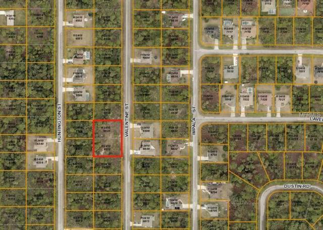 Valentine Street, North Port, FL 34288 (MLS #A4411872) :: The Duncan Duo Team