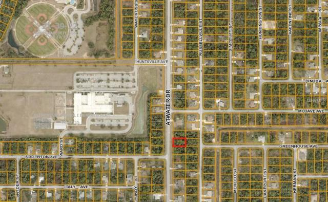 Atwater Drive, North Port, FL 34288 (MLS #A4411903) :: The Duncan Duo Team