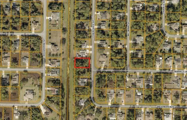 Cherokee Street, North Port, FL 34286 (MLS #A4411911) :: Medway Realty