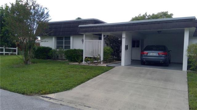 3824 Blue Stone Way #99, Sarasota, FL 34232 (MLS #A4412032) :: The Duncan Duo Team
