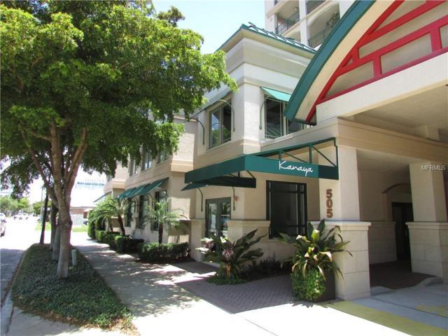 505 S Orange Avenue 1C, Sarasota, FL 34236 (MLS #A4412151) :: McConnell and Associates