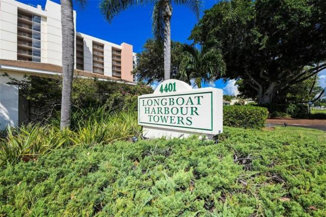 4401 Gulf Of Mexico Drive #204, Longboat Key, FL 34228 (MLS #A4412256) :: The Duncan Duo Team