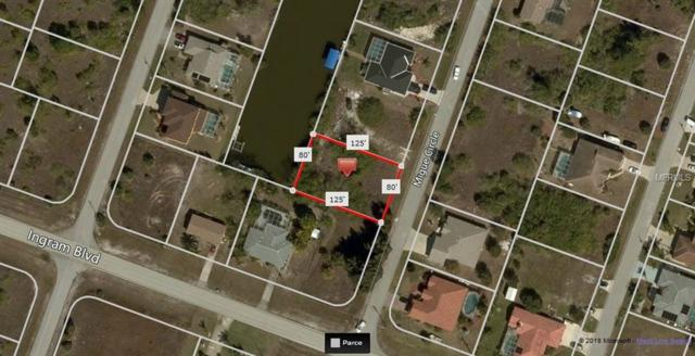 9170 Migue Circle, Port Charlotte, FL 33981 (MLS #A4412371) :: Medway Realty