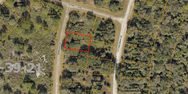 Bangar Lane, North Port, FL 34291 (MLS #A4412421) :: RE/MAX Realtec Group