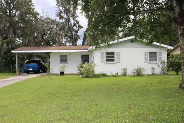 815 N Brunnell Parkway, Lakeland, FL 33815 (MLS #A4412486) :: Griffin Group