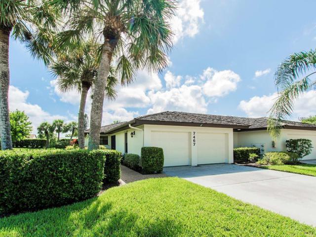 7467 Carnoustie Drive 5D, Sarasota, FL 34238 (MLS #A4412518) :: The Duncan Duo Team