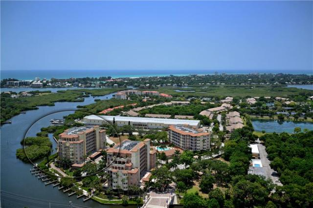 5531 Cannes Circle #502, Sarasota, FL 34231 (MLS #A4412692) :: The Duncan Duo Team