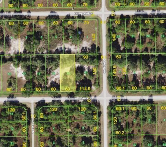 28130 Pasadena Drive, Punta Gorda, FL 33955 (MLS #A4412774) :: G World Properties