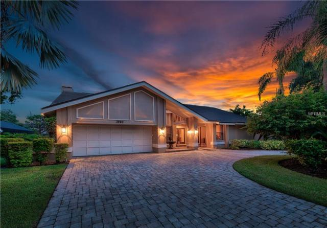 3940 Torrey Pines Boulevard, Sarasota, FL 34238 (MLS #A4412921) :: Revolution Real Estate