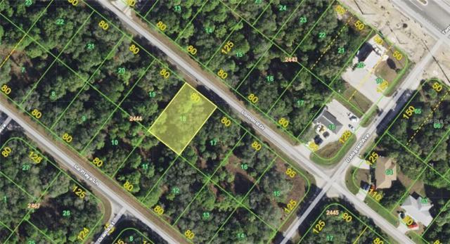 185 Lomond Drive, Port Charlotte, FL 33953 (MLS #A4413006) :: Team Pepka