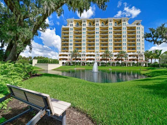 501 Haben Boulevard #1001, Palmetto, FL 34221 (MLS #A4413022) :: Lovitch Realty Group, LLC
