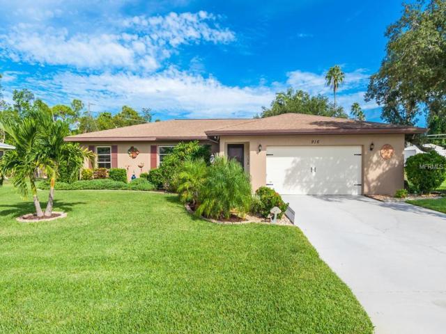 916 Horizon Road, Venice, FL 34293 (MLS #A4413115) :: Medway Realty
