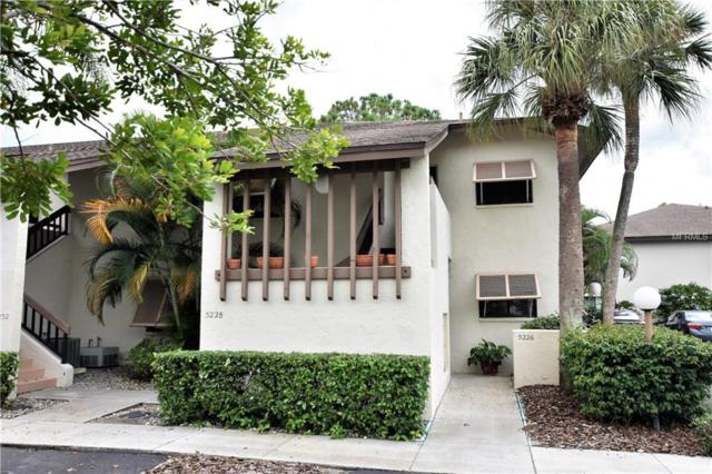 5228 Willow Links #76, Sarasota, FL 34235 (MLS #A4413161) :: McConnell and Associates